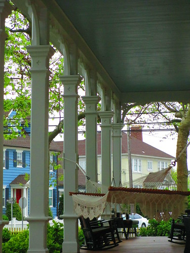 Mainstay Inn Porch