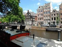 Amsterdam - Prinsengracht (Aelo de la Krotsche) Tags: amsterdam prinsengracht