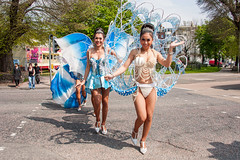 Tuesday May 7th 2013 The Lady Boys of Bangkok at Brighton Pavilion,Brighton, East Sussex, UK