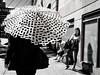 Kodak Sun Protection (CVerwaal) Tags: nyc girls newyork streetphotography umbrellas cellphones olympusep1 mzuiko17mmf18