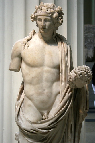 Greek male nude