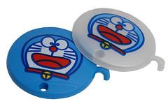 พิมพ์ฝาแก้วน้ำ | โดราเอม่อน Pad Printing Bottle cover Doraemon L