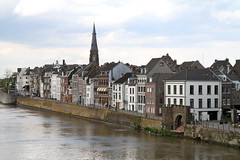 new Maastricht (jasoneppink) Tags: holland river maastricht thenetherlands maas