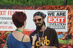 Eyesburn, Press conference @ExitFestival 2013 (Exit Festival) Tags: music festival fun serbia exit fest novisad exitfestival eyesburn exit2013 lastfm:event=3460682
