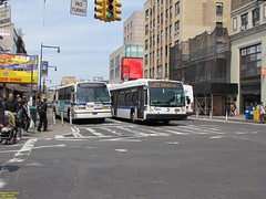 4916 & 8066 (busdude) Tags: new york city bus nova spring transit convention mta motor rts society lfs mbs 2013 t80206 lf40102