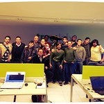@ttwick NYC and Argentina teams visited Tryolabs HQ in Montevideo! Thanks Ralf, Luis and Fede for your visit.