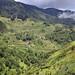 Paesaggio verso Todos Santos Cuchumatan