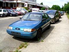 Ford Escort LX USA
