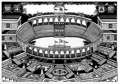 """""""Ιnfirm's cells & Escorts Arena…"""""""