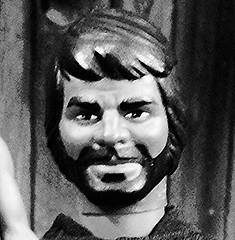 "Mattel's ""The Whip"". Ed Sullivan Style. (atjoe1972) Tags: camping vintage toys actionfigure retro adventure pack whip beast 1970s mattel warpath bigjim drsteel atjoe1972 torpedofist goldcommander"