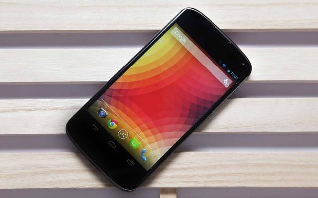Play Store 開始降價,Nexus 4 最便宜只要 199 美元