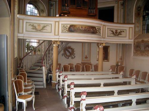 Schlosskapelle St. Maria Immaculata - Dagstuhl - Wadern 01