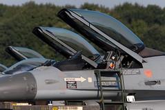 F-16 Cockpit (J-513) (GerardvdSchaaf) Tags: dutch dutchairforce klu volkel f16 f16am lockheed generaldynamics cockpit j513 aviation aircraft airplane military jet jetfighter viper