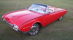 '62 Thunderbird (Gerry Dincher) Tags: fordthunderbird 1962fordthunderbird 1962thunderbird redford redthunderbird redfordthunderbird ford fordmotorcompany redcarred car gerrydincher