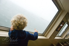 """Wook! I see a island!"" (grilljam) Tags: summer ewan 4yrs peaksisland september2013"
