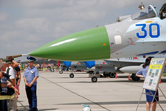 "Sukhoi Su-27 (11) • <a style=""font-size:0.8em;"" href=""http://www.flickr.com/photos/81723459@N04/9962600064/"" target=""_blank"">View on Flickr</a>"