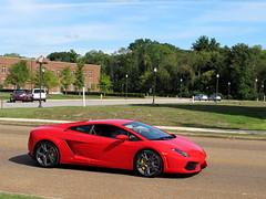 Lamborghini Gallardo LP560-4 (AJ Ferrari) Tags: cars mercedes benz martin lotus huntsville alabama ferrari exotic rolls morgan audi lamborghini royce bentley maserati aston gallardo carspotting lp5604