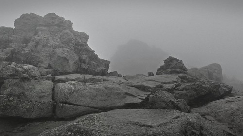 Franconia Ridge Enshrouded