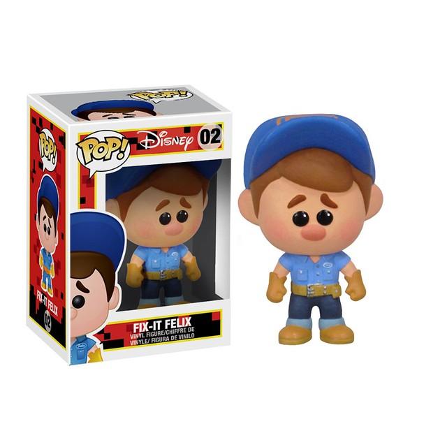 FUNKO POP! 系列 【無敵破壞王】Wreck-It Ralph