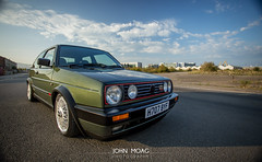 "Derek Cheshire MK2 Golf 20vT-24 • <a style=""font-size:0.8em;"" href=""https://www.flickr.com/photos/85804044@N00/10388354636/"" target=""_blank"">View on Flickr</a>"