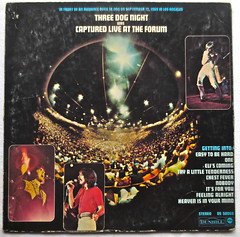 1969 Three Dog Night Live 1960s Vintage LP Record Album 1 (Christian Montone) Tags: records vintage graphics album vinyl lp record recordcovers albumcovers lps sleeves vintagevinyl albumsleeves