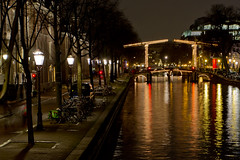 Amsterdam by night (paulbunt60) Tags: amsterdam brug bridge nightphotography nachtfotografie cityview