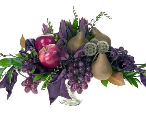 Della Robbia — Leanne and David Kesler, Floral Design Institute, Inc., in Portland, Ore.