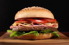 burger (i'm so pale, goddamn) Tags: food tomato bread perfect burger fastfood fast mc lettuce porn hamburguesa product tomate lechuga donalds producto