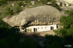 Бахчисарай, Свято-Успенский пещерный монастырь, хозблок