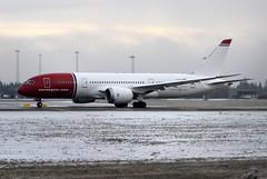 Norwegian EI-LNC, OSL ENGM Gardermoen (Inger Bjørndal Foss) Tags: norway airplane norwegian osl gardermoen eilnc