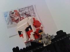 Pic_1120_573 (AttackonLEGO) Tags: wall lego no attack titan thewall colossal jager the mikasa ackerman eren kyojin shingeki shingekinokyojin attackontitan mikasaackerman colossaltitan erenjager attackontitanlego shingekinokyojinlego