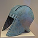 Bronze Illyrian-type helmet from Agia Paraskevi near Kozani
