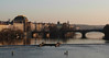 Prague from Charles Bridge (Explore #63 14/12/13) (GillWilson) Tags: