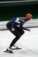 2B5P3387 (rieshug 1) Tags: sprint schaatsen speedskating 1000m 500m vechtsebanen eisschnelllauf utrechtcitybokaal vechtsebanenutrecht hollandcup citybokaal