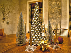 Happy New Year (zarb67) Tags: decorations canon candles ornaments happynewyear 1dx