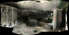 (lewisfrancis) Tags: iphone powerplant urbex abandoned industrial autostitch stitched panorama