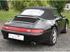 Porsche 911 Typ 993 (1994-98) Verdeck mi Kappnaht