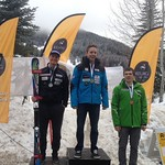 Broderick Thompson (BC Ski Team/Whistler Mountain Ski Club) finished 2nd in Panorama Keurig Cup Slalom, James Crawford (Whistler Mountain Ski Club) is 3rd