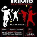 Torneo TyC Previo 1 Pádel Center (Castellón) Ene2014