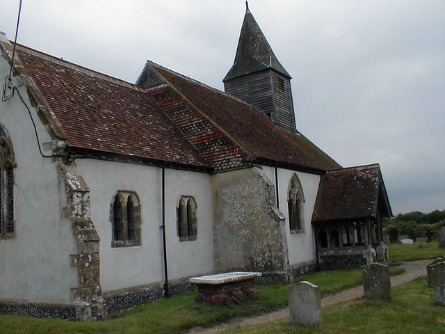 Chalvington_Church