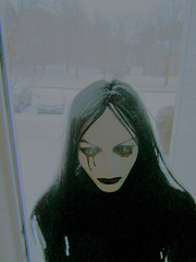 snow queen (bronxbob) Tags: winter snow doors vampires entrances