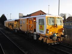 IMG_2099 - Colas Rail Tamper 73923 (SVREnthusiast) Tags: railway severn valley severnvalley svr severnvalleyrailway