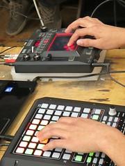 """Workshop: Sound / Sound design / Sound handling • <a style=""""font-size:0.8em;"""" href=""""http://www.flickr.com/photos/83986917@N04/12877463643/"""" target=""""_blank"""">View on Flickr</a>"""