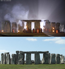 Stonehenge in Doctor Who (Dave_Johnson) Tags: stonehenge wiltshire doctorwho thepandoricaopens romans englishheritage drwho bbc tv television location tvlocation filmlocation stone stones standingstones history historical historic historicattraction archaeology archaeological