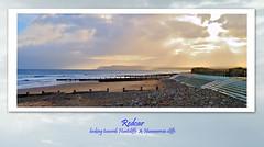 Redcar View (philb1959) Tags: uk sea england sky beach clouds yorkshire cleveland northeast redcar teeside satburncliffs