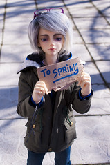 Spring is coming (Mista-Oro) Tags: doll leo dreaming khan