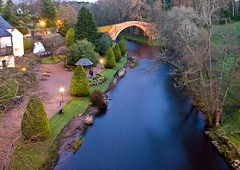 BRIG O DOON ALLOWAY (GRAEME BUCHAN) Tags: tamoshanter scotalnd rabbieburns brigodoon southayrshire alloway famousbridges nikond80 riverdoon top20bridges