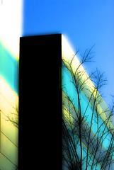 New highrise Grda VI (ksvala) Tags: abstract architecture gteborg soft gothenburg highrise glas abstrakt arkitektur cubism grda hghus mjuk kubistisk