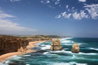 12 Apostles, Great Ocean Road, Victoria Australia