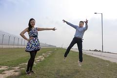 DSC02954 (jeffreyng photography) Tags: portrait levitation casualwear  prewedding